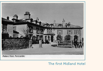 The first Midland Hotel